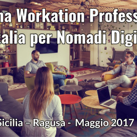 The first Workation organised in Italy