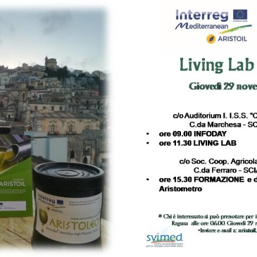 (Italiano) Aristoil Living Lab Sicilia – OPEN DAY
